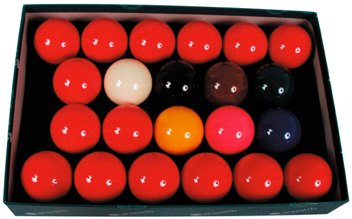 Snooker ballen set Aramith 52.4mm Premier