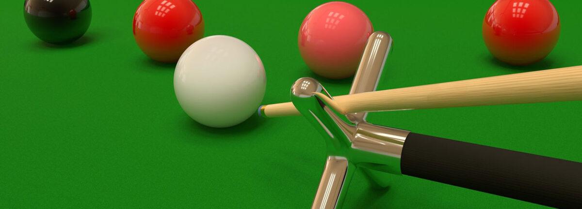 Snooker ballen